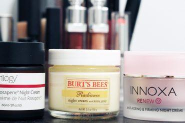 night creams trilogy rosapene innoxa renew