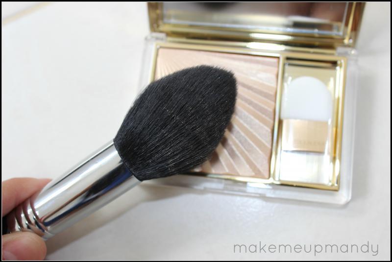 estee lauder heat wave illuminating highlighter powder