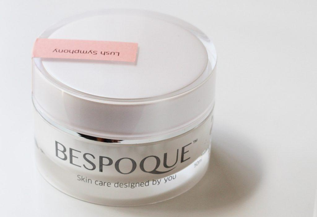 bespoque customise skincare