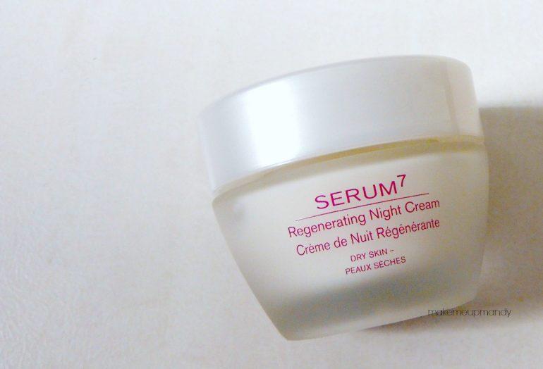 Boots Laboratories Serum7 Rengerating Night Cream