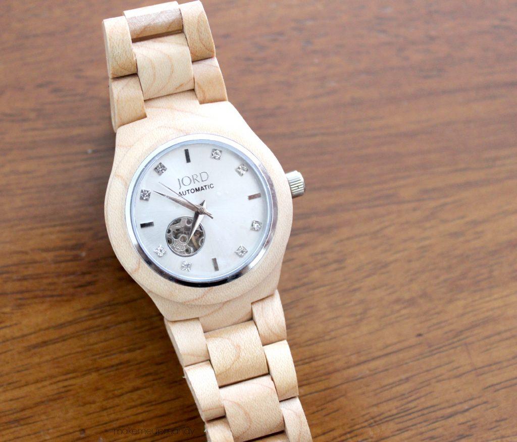 wooden watch jord reviews
