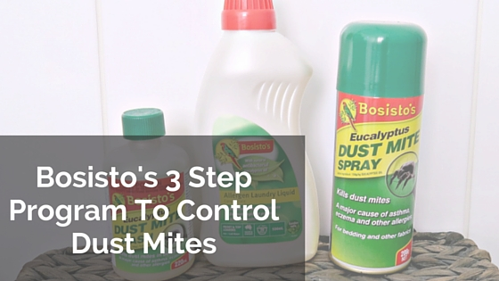 Bosisto's 3 Step Program