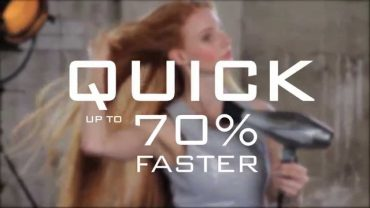 quick up to 70% faster