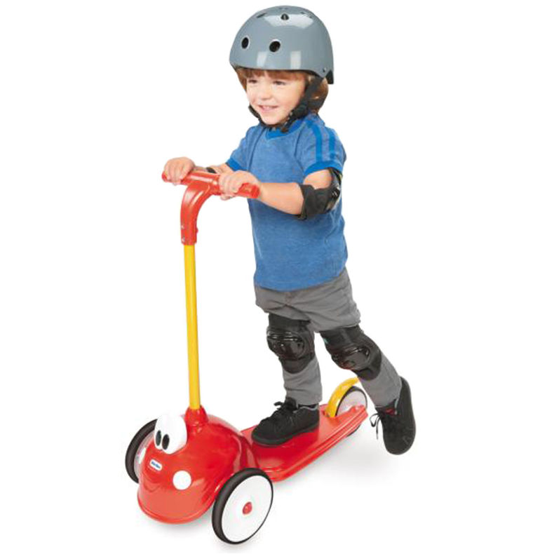 Little Tikes has a wide variety of kids ride on toys and wagons for boys and girls of all ages. Whether they're in a Cozy Coupe or a Perfect Fit Trike, ride on toys from Little Tikes .