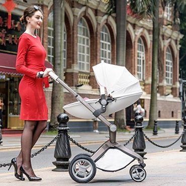 bassinet baby stroller