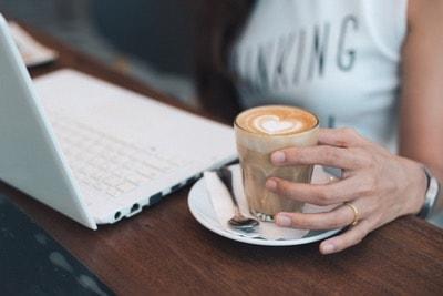 caffeine working at home