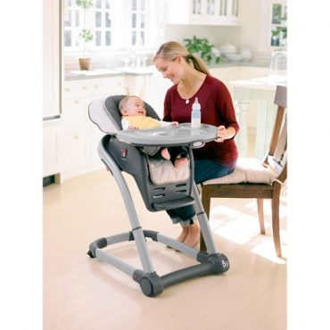 review of kids graco blossom high chair