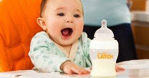 bpa free munchkin latch bottle