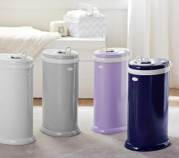my review of ubbi steel diaper pail