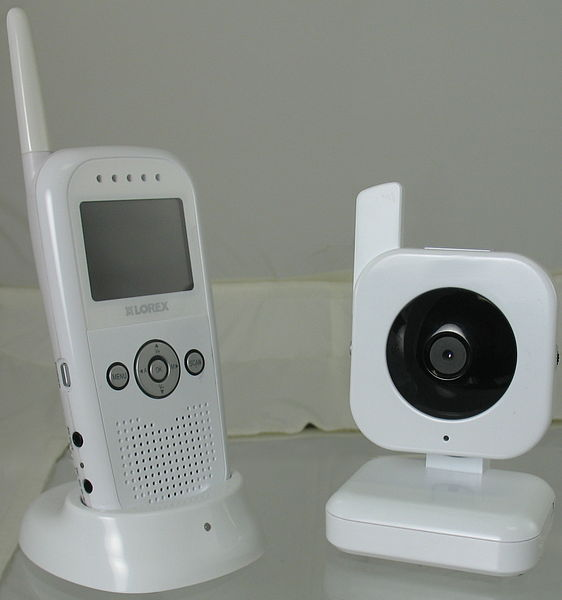 twins monitor camera digital analog