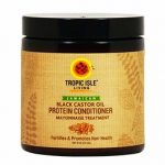 tropic isle leave in conditioner ethnic black hair