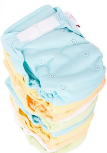 bleach strip stink cloth diaper